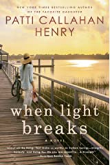 When Light Breaks Kindle Edition