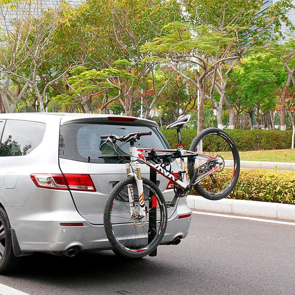 ad1a8f0c9de waterfail Soporte para Bicicletas, portaequipajes, portaequipajes,  portaobjetos, Marco Trasero, Bicicletas, Colgando contrapunto: Amazon.es:  Hogar