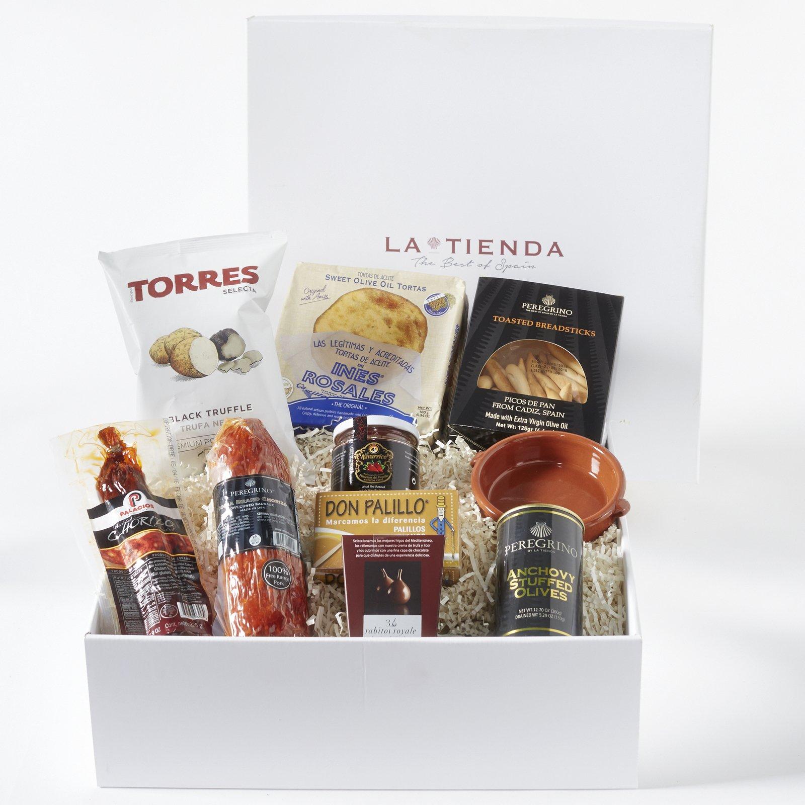 La Tienda Entertaining Gift Box - Gourmet Tapas