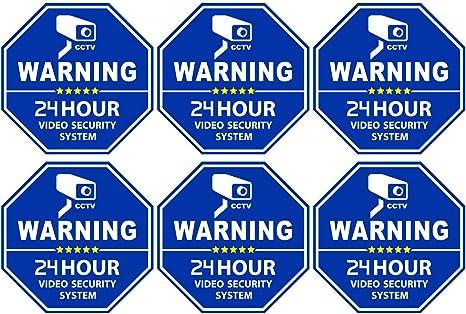 Amazon.com: CCTV video vigilancia seguridad puerta & ventana ...