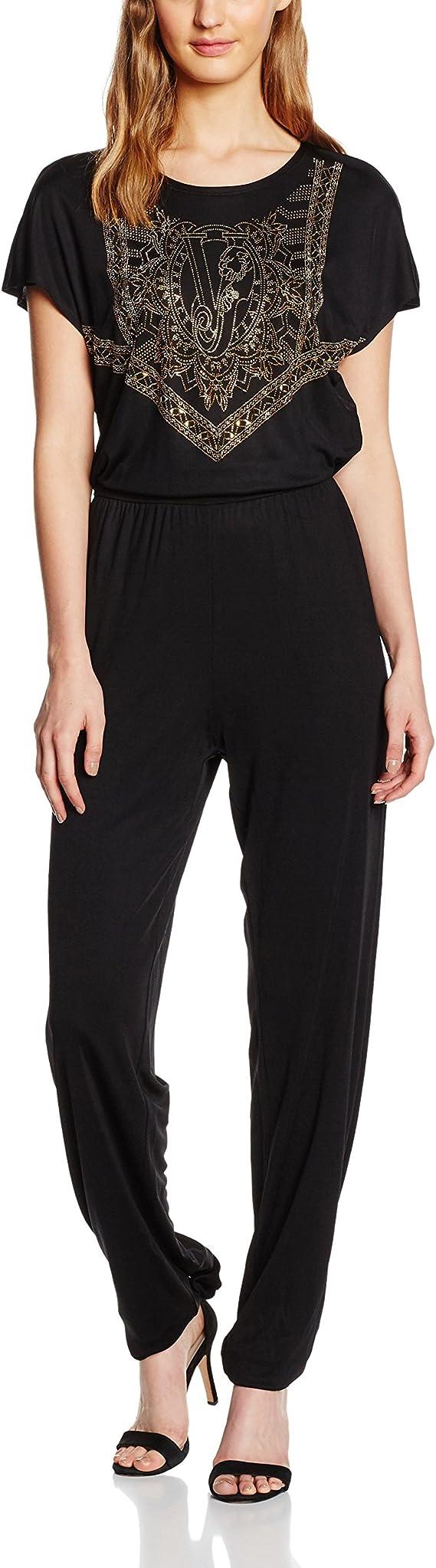 Versace Jeans EA7HNB102_E11559 chándal, Negro (NERO-E899), 36 para ...