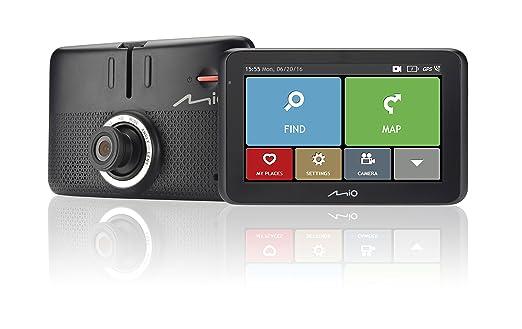 67 opinioni per Mio MiVue Drive 50 LM Full Europe GPS per Auto, Nero