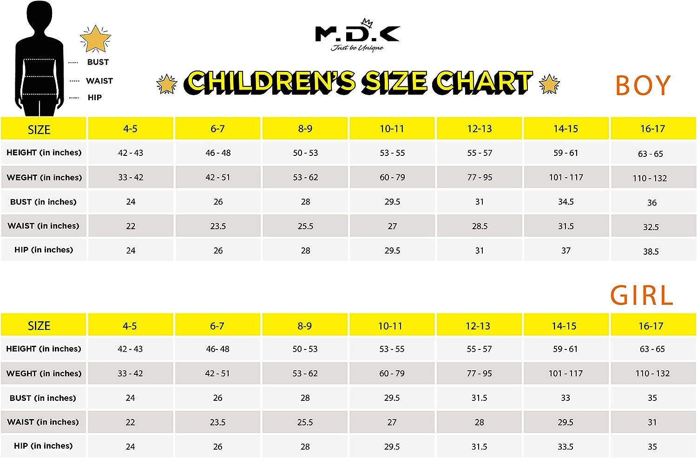 M.D.K Boys Sleeveless Cute Graphic Print Tee Active Muscle Tank Top Shirt