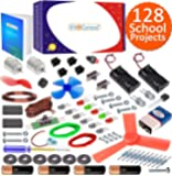 Kit4Curious School Projects Material - 128 Experiments – Students Essential kit with Booklet