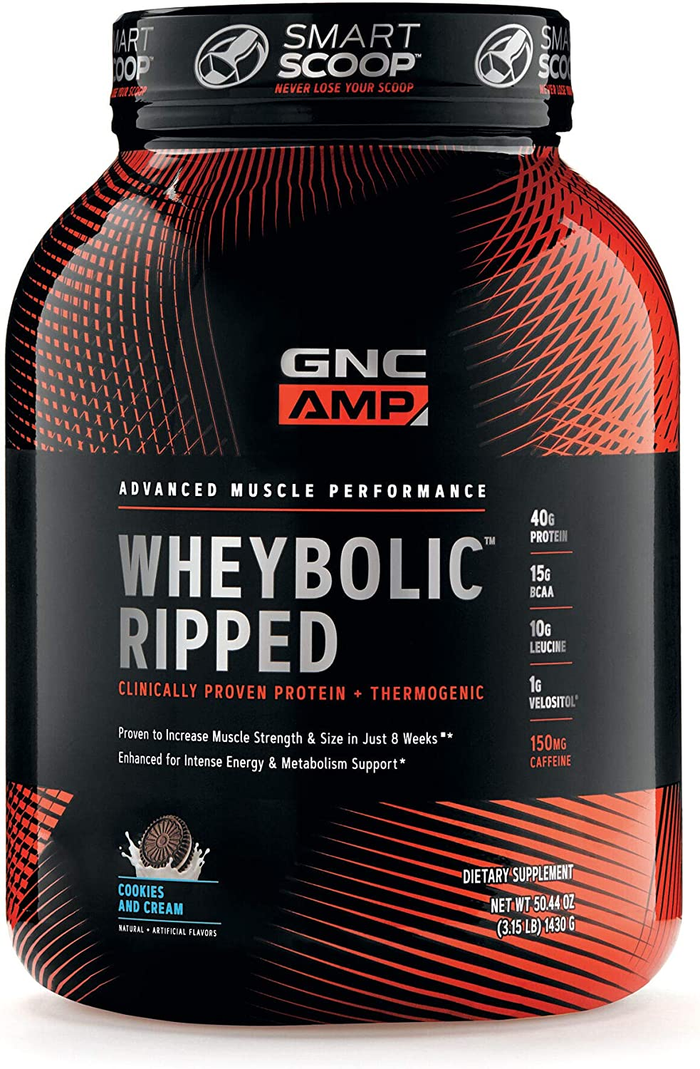 Amazon Com Gnc Amp Wheybolic Ripped Whey Protein Powder Cookies And Cream 22 Servings Contains 40g Protein And 15g Bcaa Per Serving Health Personal Care,Dog Seizures Signs