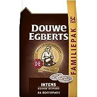 Douwe Egberts Koffiepads Intens, Familiepak, (216 Pads, Geschikt voor SENSEO Koffiepadmachines, Intensiteit 07/09, Dark…