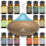 Amazon Price History for:Art Naturals Essential Oil Diffuser 100ml & Top 16 Essential Oil Set - Peppermint, Tee Tree, Rosemary, Orange, Lemongrass, Lavender, Eucalyptus, & Frankincense - Auto Shut-off and 7 Color LED Lights