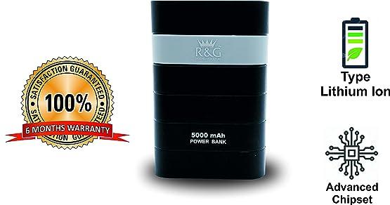 R&G 5000mAh Power Bank