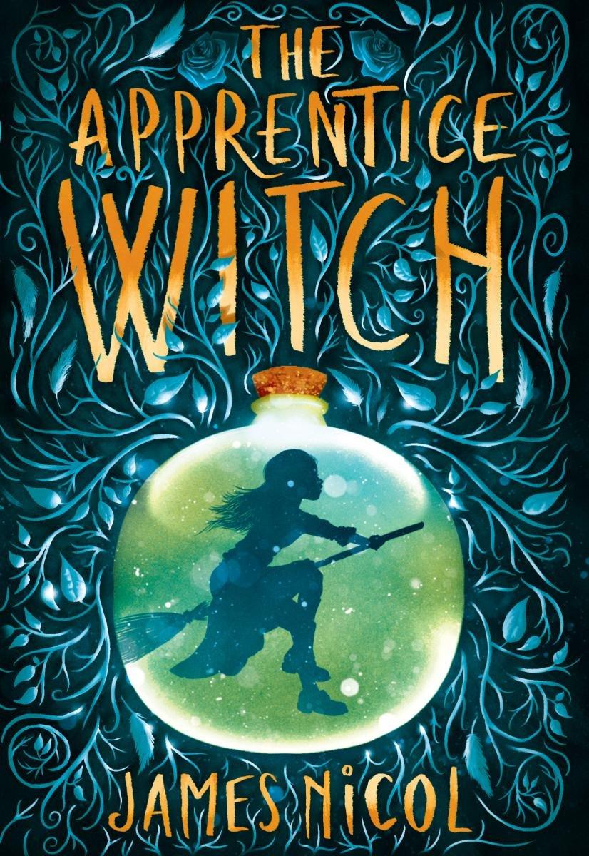 The Apprentice Witch: James Nicol: 9781338118605: Amazon.com: Books