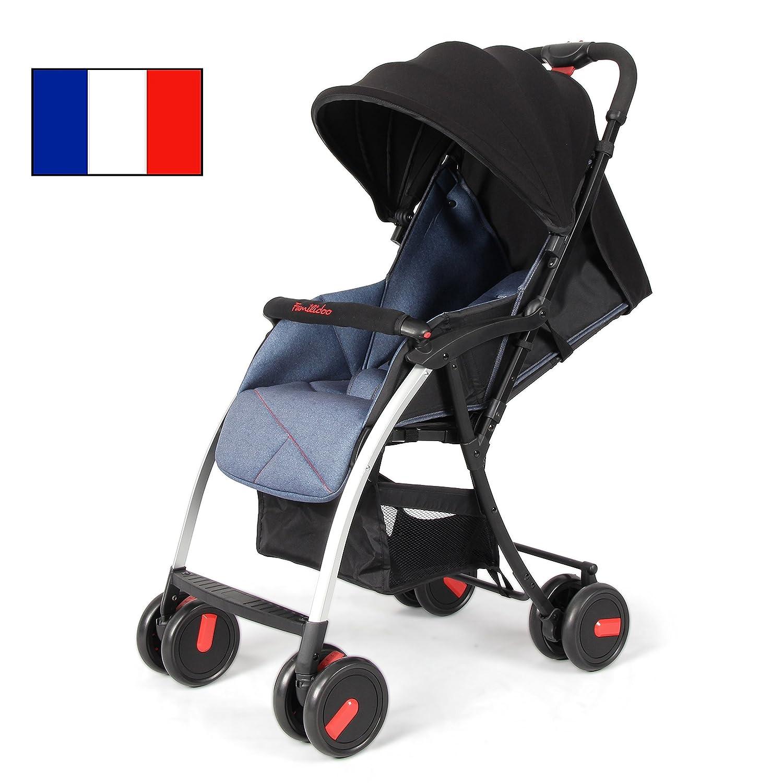 フランス発日本初上陸FAMILIDOOベビーカーNC5000 BLUE   B01DQHFLFC