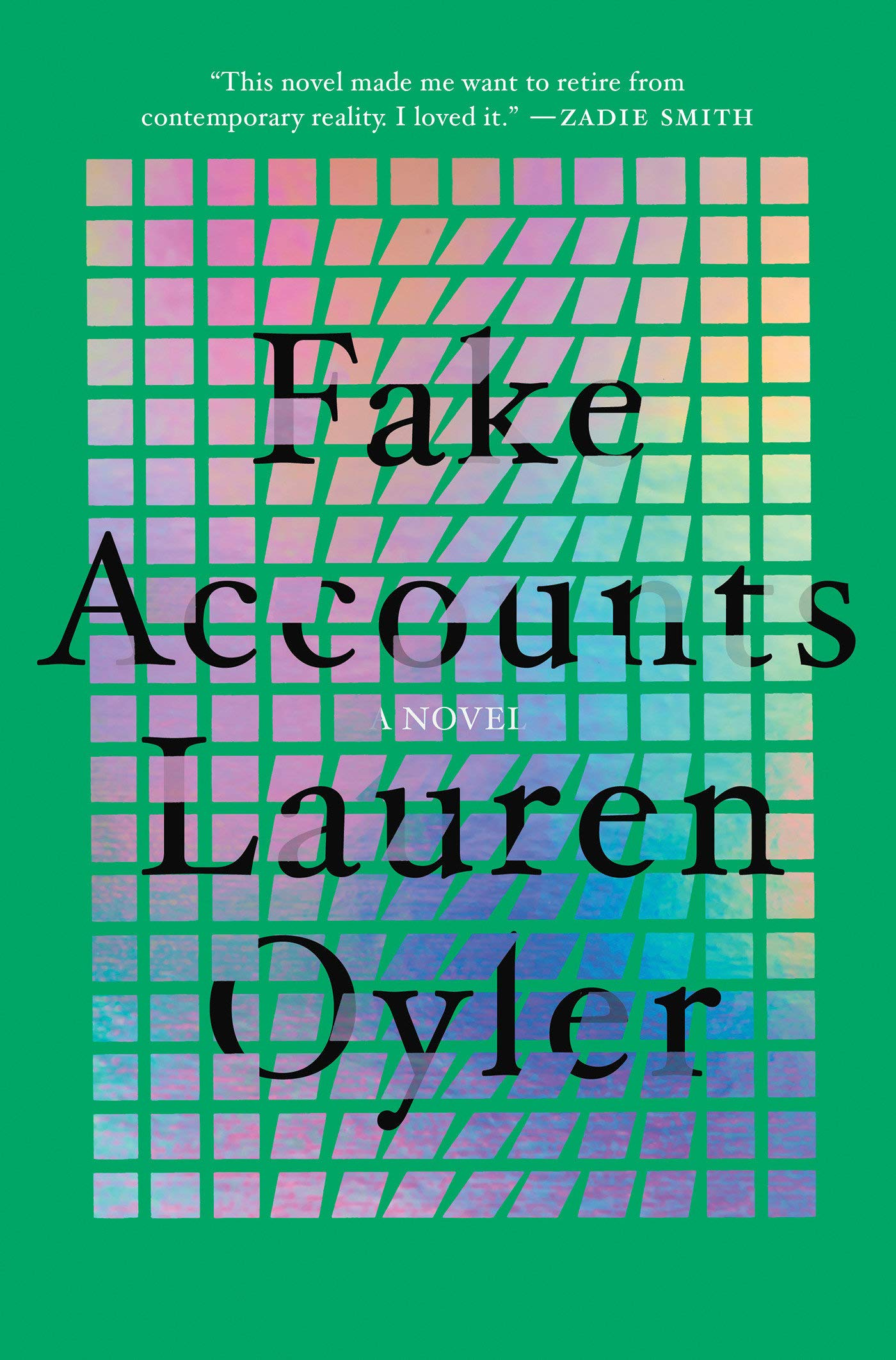 Fake Accounts: Oyler, Lauren: 9781948226929: Amazon.com: Books