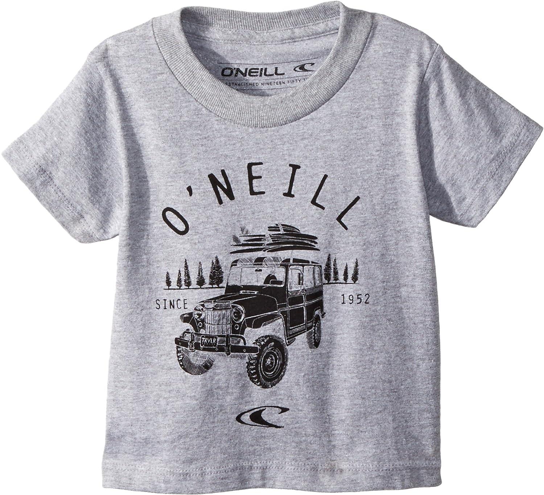 ONeill Kids Mens Willy Short Sleeve Tee Screens Imprint Toddler//Little Kids
