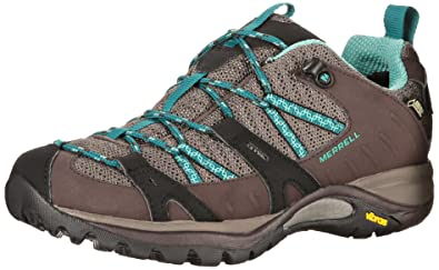 1a5e554575dfa Merrell Women's Siren Sport Gtx Low Rise Hiking Shoes, Brown  (Expresso/Mineral)