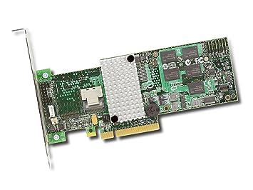 Broadcom 4 Port 6Gbps MegaRAID SAS 9260-4i SGL Controller
