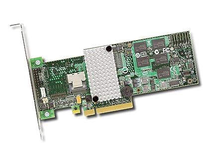 LSI Logic SAS9260-4I SGL Raid 4PORT Int 6GB SAS/sata Pcie 2 0 512MB