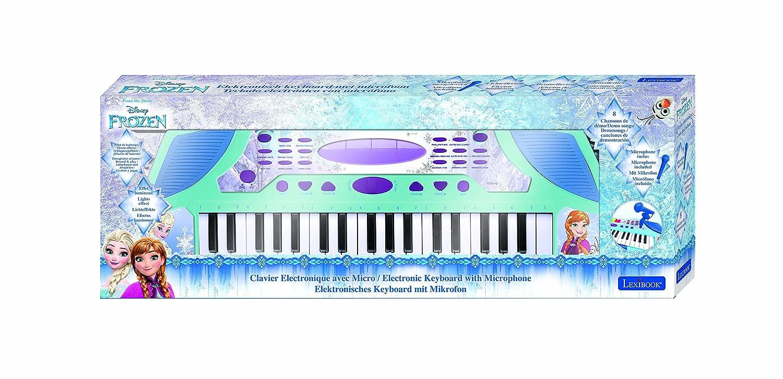 reig 5395 piano electrique avec mirkofon