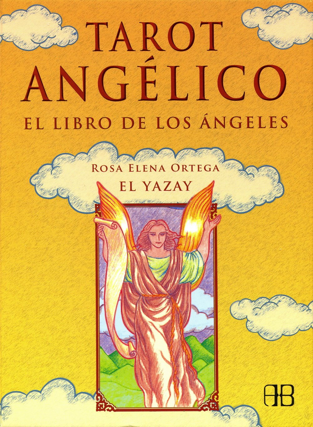 Tarot angelico/ Angelical Tarot (Spanish Edition): Rosa ...