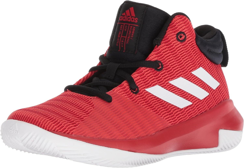 Atrás, atrás, atrás parte maximizar Puede ser ignorado  Amazon.com | adidas Originals Kids' Pro Elevate 2018 Basketball Shoe |  Basketball