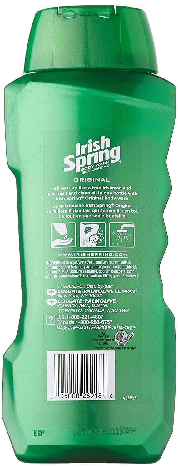 Palmolive Aroma Shower Gel Morning Tonic