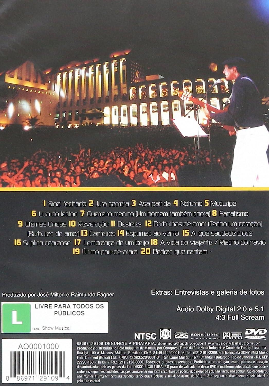 dvd de fagner gratis
