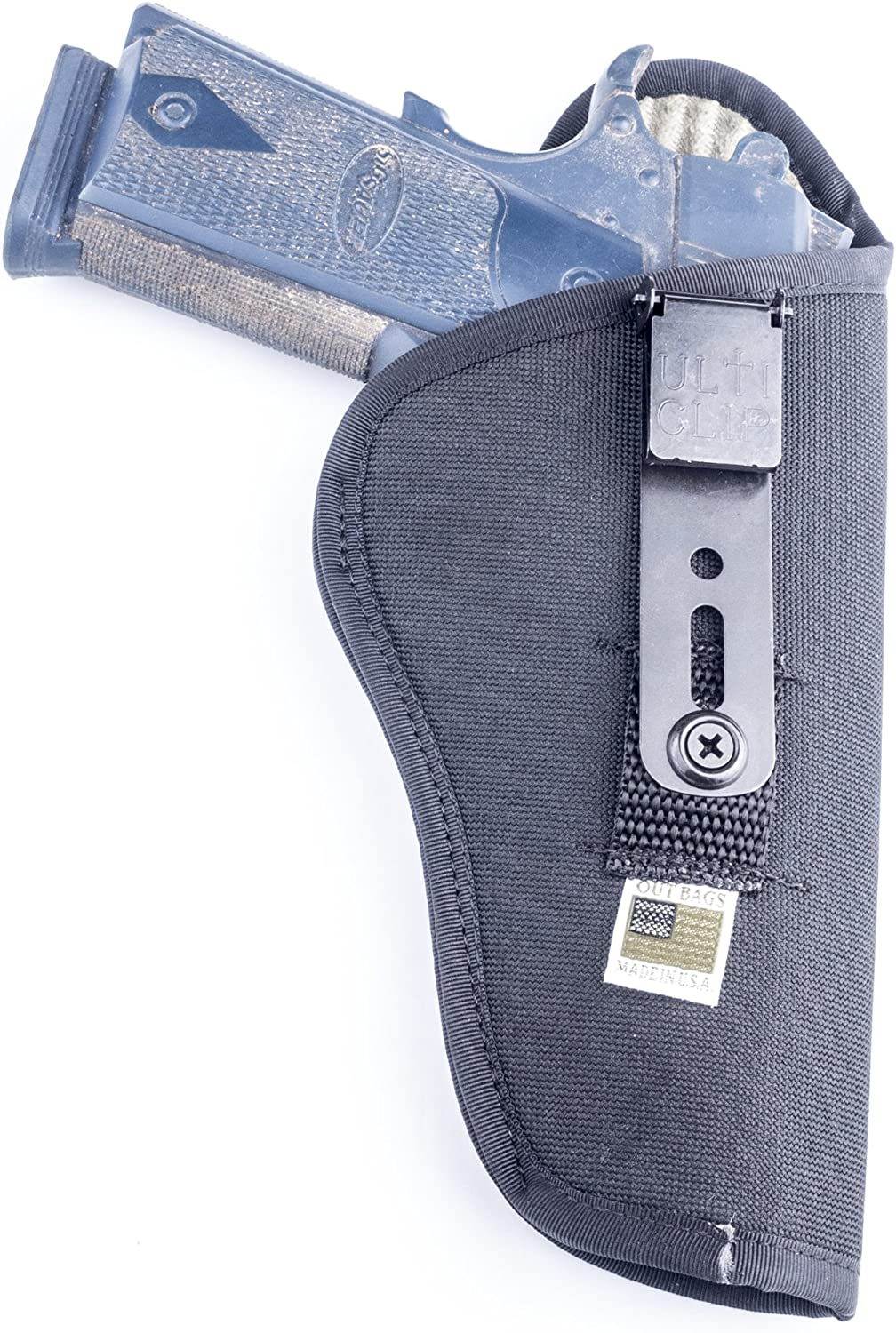 MADE IN USA Browning Hi PowerIWB Conceal Carry CCW Holster w// Sweat Guard