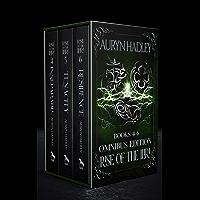 RISE OF THE ILIRI: Books 4-6: A Complete Epic Fantasy Series