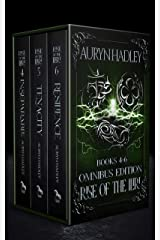 RISE OF THE ILIRI Volumes 4-6: A Reverse Harem Epic Fantasy Series Kindle Edition