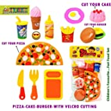 TOY STATION - SO YUMMY - FAST FOOD PLAY SET