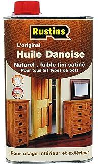 Rustins (DANO250) - Aceite danés - Interior y exterior - Para ...