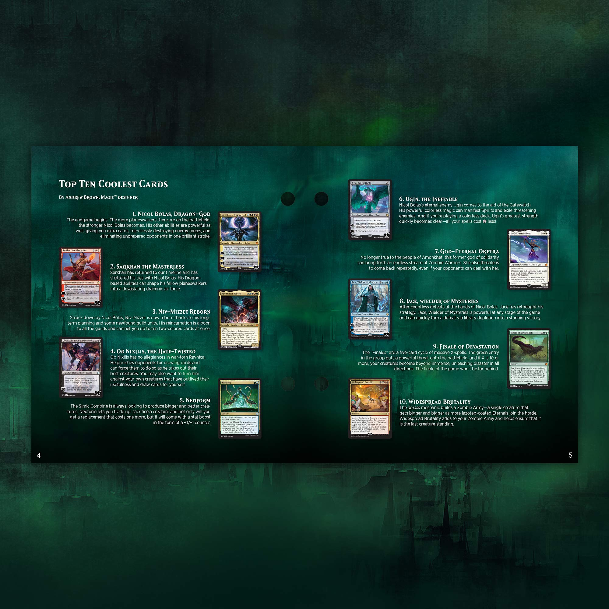 Magic: The Gathering War of The Spark Bundle | 10 Booster Packs | Accessories | Planeswalker in Every Pack by Magic: The Gathering (Image #5)