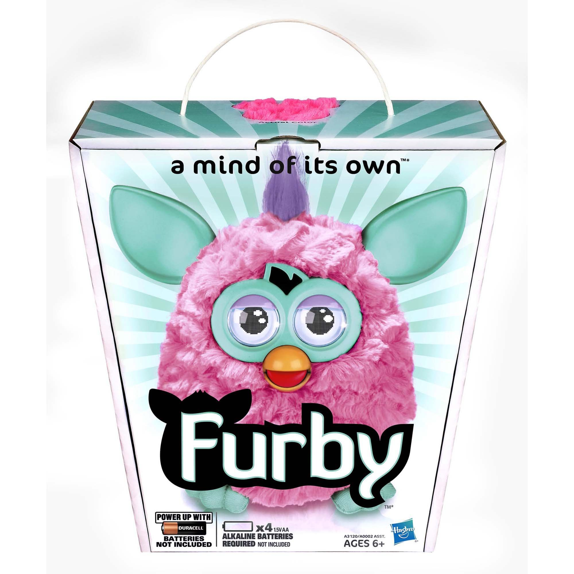 Furby (Pink/Teal) by Furby (Image #16)