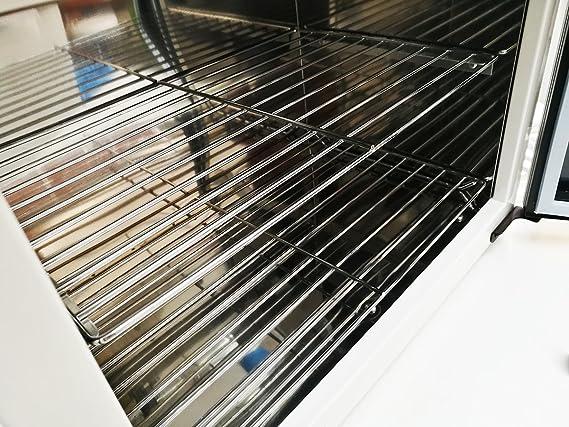 Crisnails® Esterilizador de calor Alta Temperatura Esterilizador ...