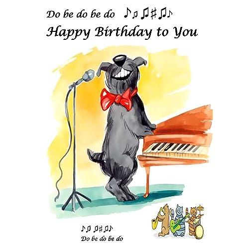 Singing Birthday Cards Amazon