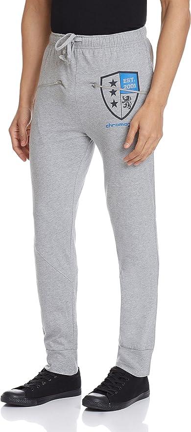 Chromozome Men's Cotton Lounge Pants Men's Pyjamas & Lounge Pants at amazon