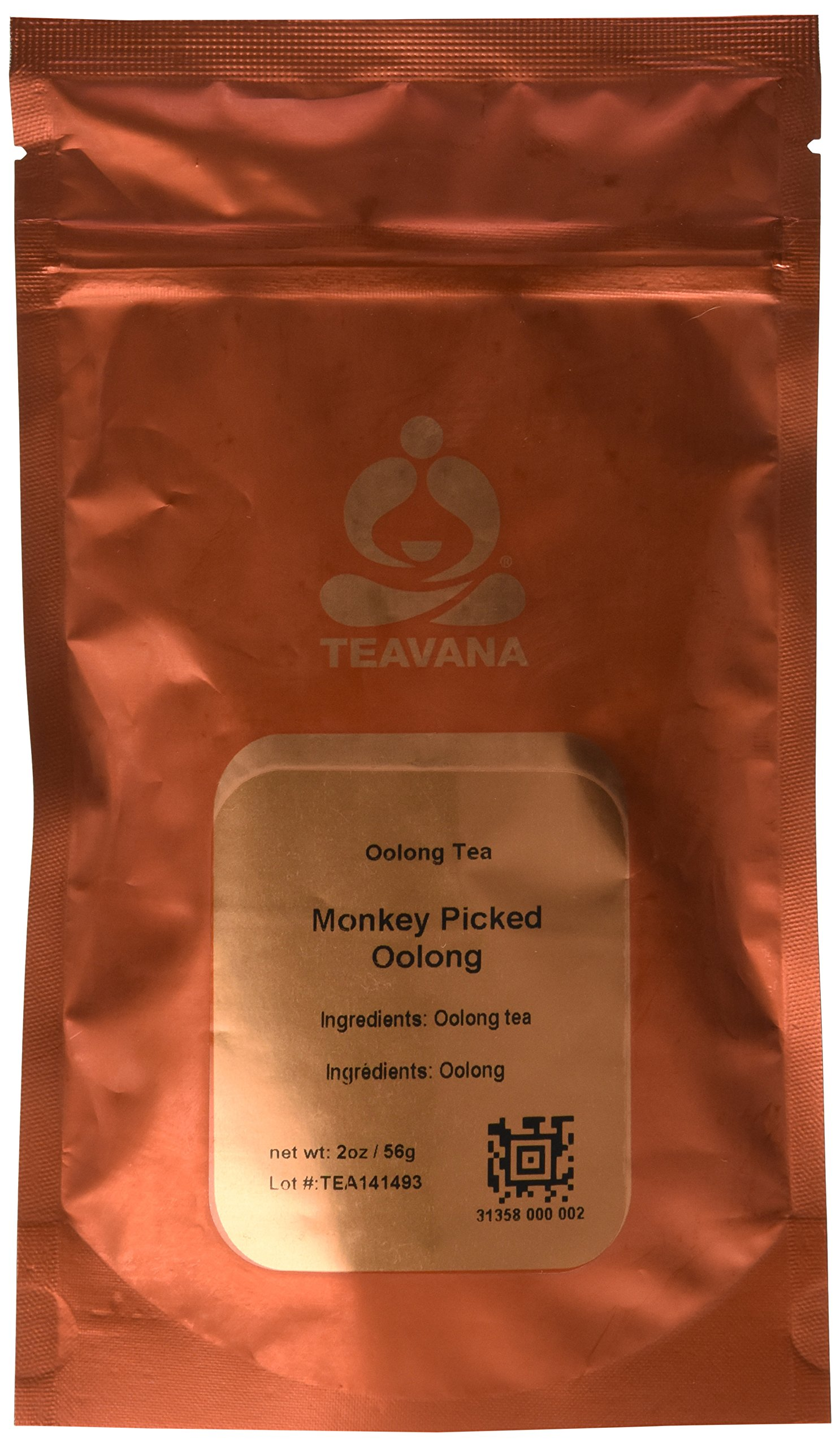 Teavana Monkey Picked Loose-Leaf Oolong Tea (2oz Bag) by Teavana
