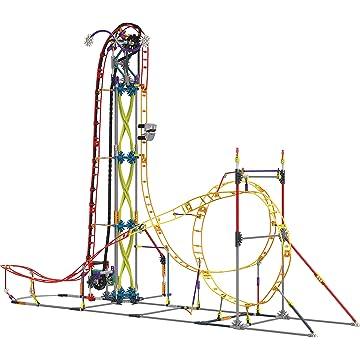 top best K'Nex Thrill Rides Electric Inferno