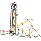 K'NEX Thrill Rides ?? Electric Inferno Roller Coaster Building Set ?? 639 Pieces ?? For Ages 9+ Engineering Education Toy