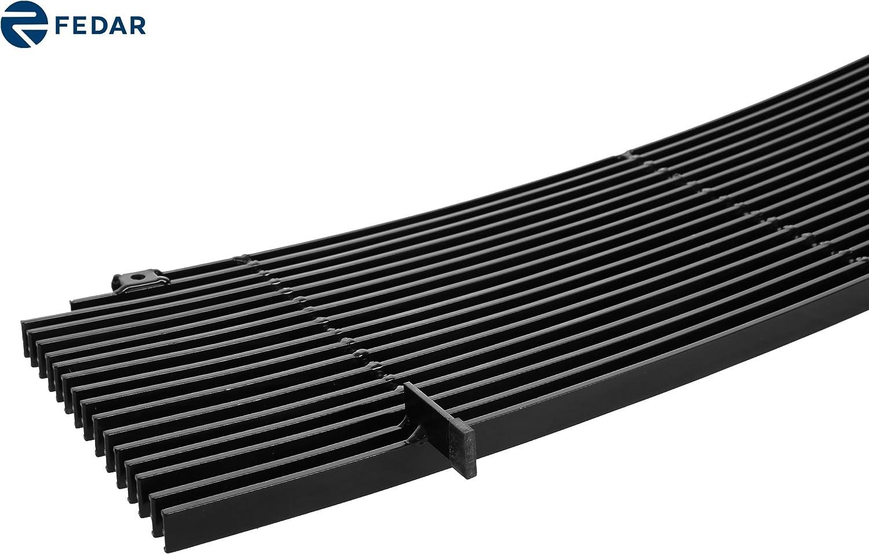 Fedar Main Upper Replacement Billet Grille Insert for GMC Sierra//Yukon Selected Models