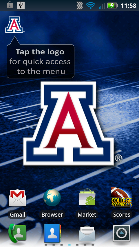 Arizona Wildcats Wallpaper 46393