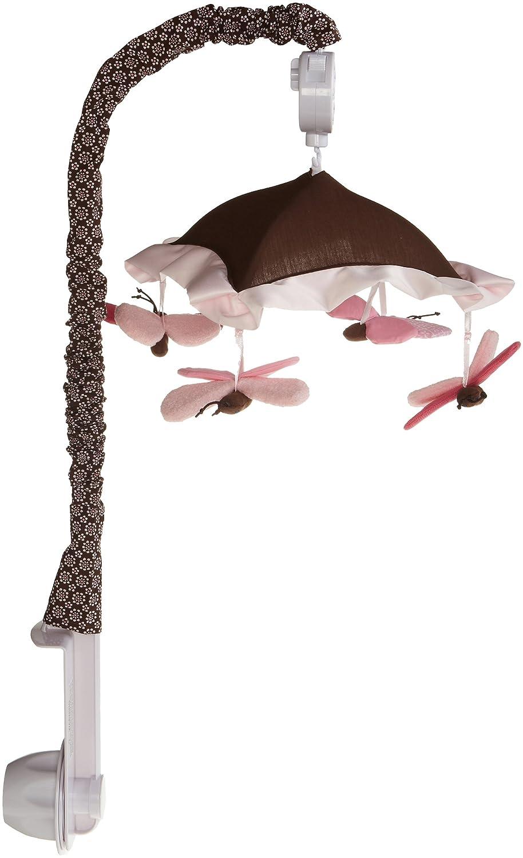 Amazon.com: Carter de mariposas y flores móvil musical ...