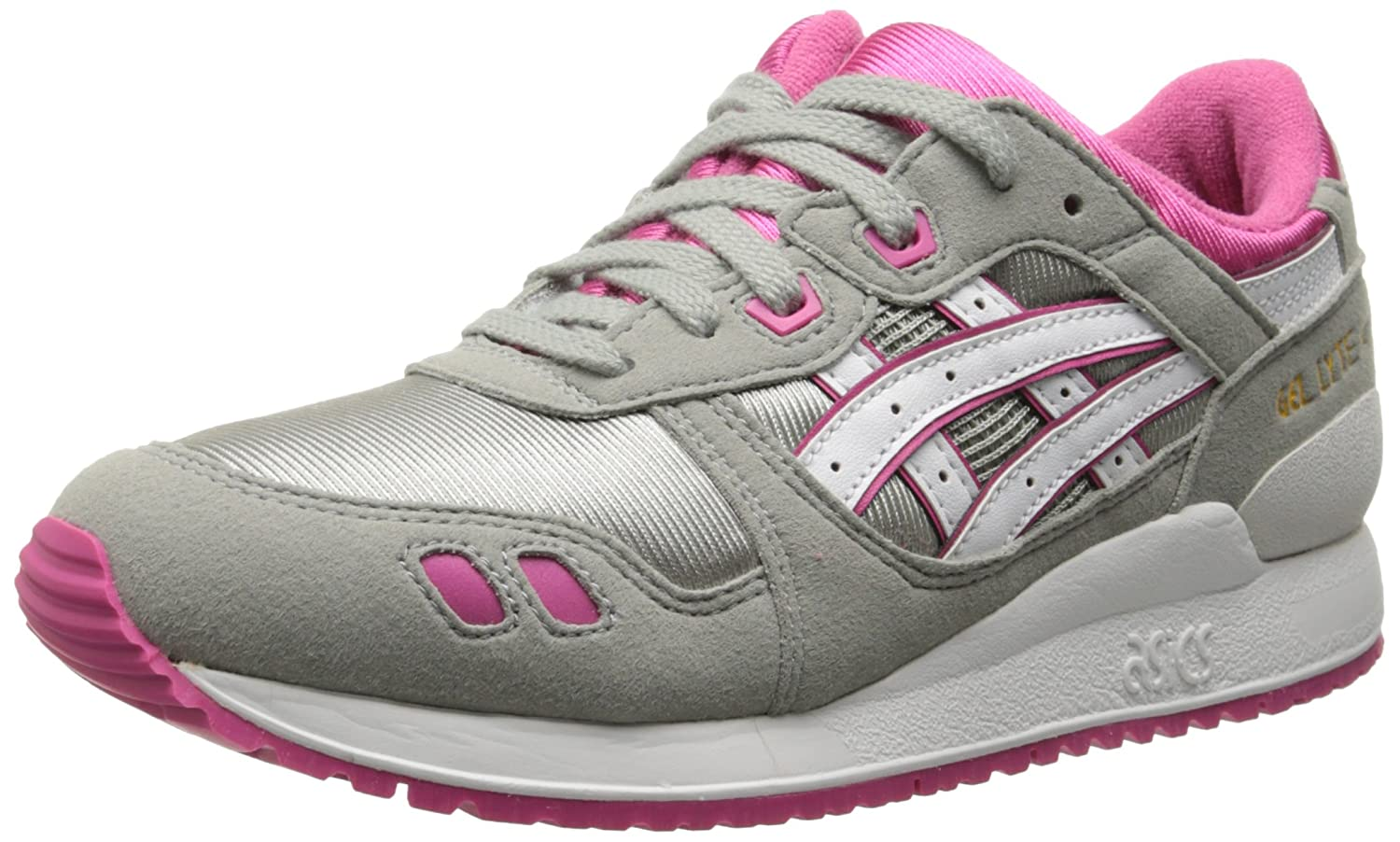 pas cher pour réduction 42dc0 f6592 ASICS Tiger GEL LYTE III GS Retro Running Sneaker (Big Kid)