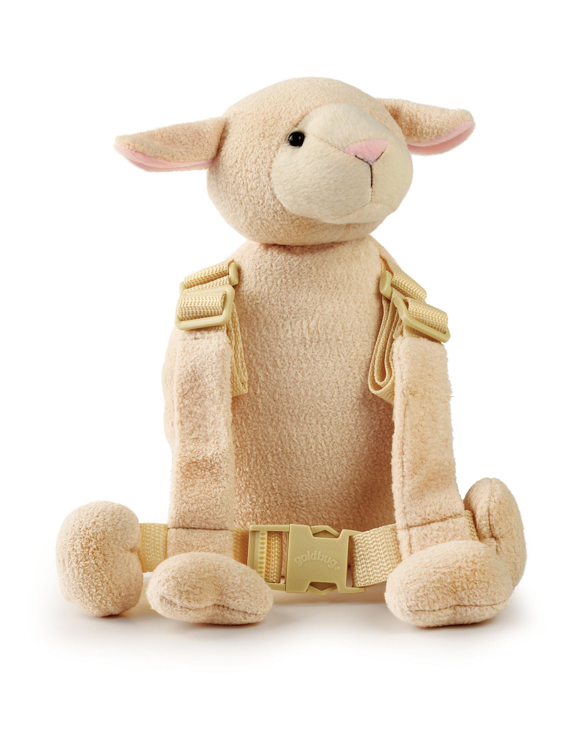 Goldbug Harness Buddy Lamb