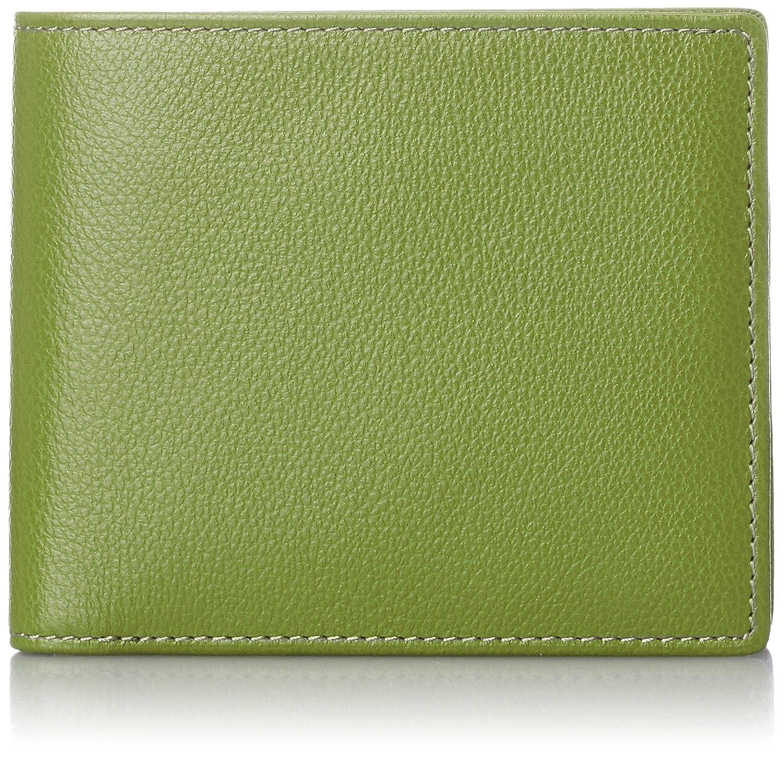 [シップス] SHIPS SD: 『イタリアンカーフ』 2つ折 ウォレット B01540A9D8 Green2