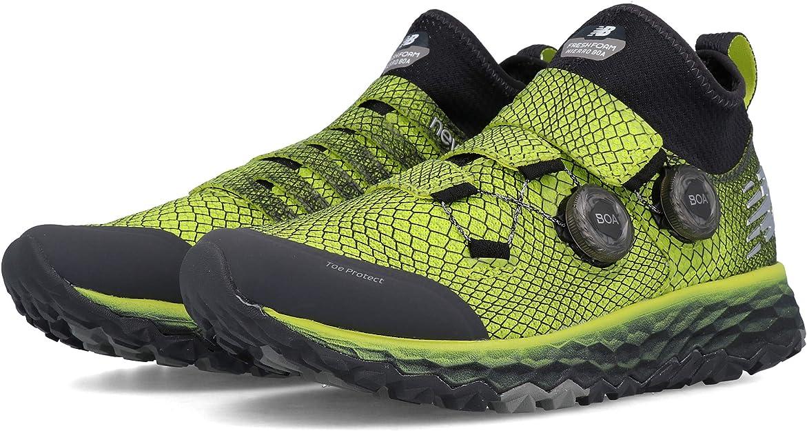 New Balance Fresh Foam Hierro Boa Zapatilla De Correr para Tierra - AW19-42.5: Amazon.es: Zapatos y complementos