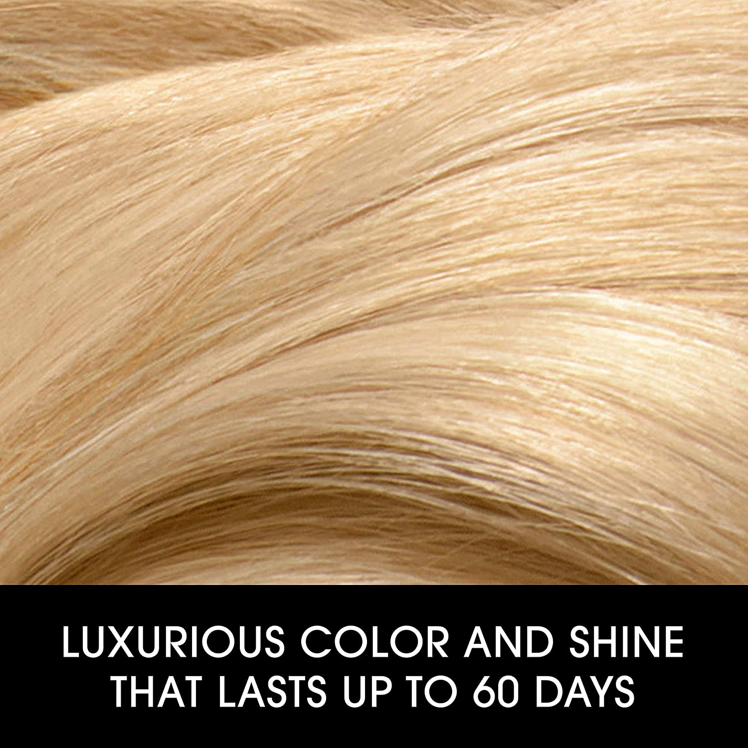 Clairol Nice'n Easy Perfect 10 Permanent Hair Color, 10 Lightest Blonde, Pack of 2 : Chemical Hair Dyes : Beauty
