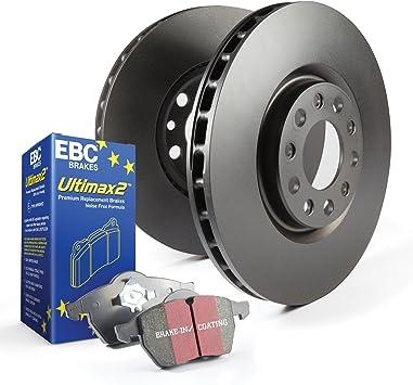 EBC S1KR1153 Stage-1 Premium Street Brake Kit