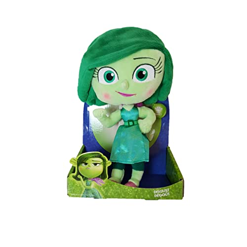 Disney Pixar's Inside Out Feature Talking Plush Disgust by Inside Out
