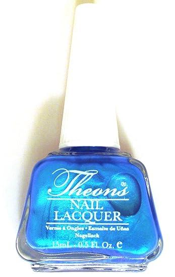 Amazon.com : Theons Nail Lacquer 110 : Beauty