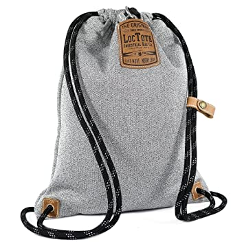 ... LOCTOTE Flak Sack II - World s Toughest Theft-Resistant Drawstring  Backpack  50ff5347bb883