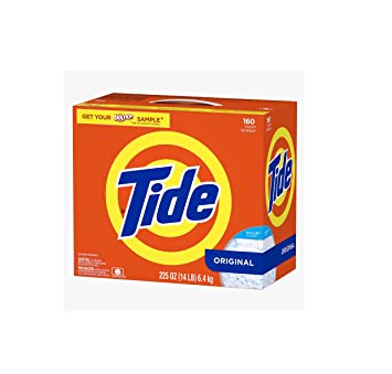 Amazon ultra tide he powder laundry detergent original 225 ultra tide he powder laundry detergent original 225 oz 160 loads ultra solutioingenieria Image collections